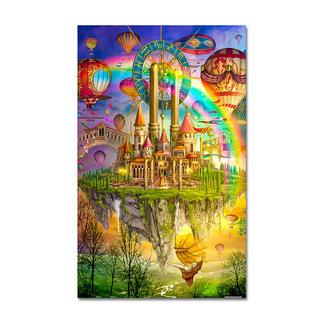 Puzzle - Tarot Town nach Ciro Marchetti Meisterwerke grosser Künstler als Puzzle