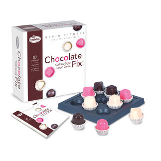 Brain Fitness - Chocolate Fix