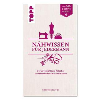 Buch - Nähwissen für Jedermann Nähwissen für Jedermann.
