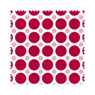 Stoffzuschnitt - Fenton House, Dots klein Traditionelle Dessins in elegant-kräftigen Farben.