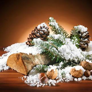 Zauberschnee Weisse Weihnachten – wann immer Sie wollen.