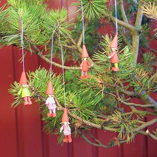 Quilling-Set - 3D Mini-Wichtel Weihnachtszeit ist Wichtelzeit