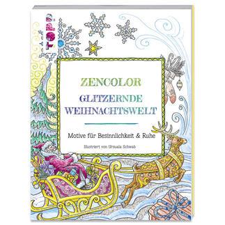 Buch - Glitzernde Weihnachtswelt