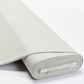 Meterware Uni-Baumwoll-Jersey - Ecru Baumwoll-Jersey – Der ideale Stoff für bequeme Shirts, Kleider und Kindermode.