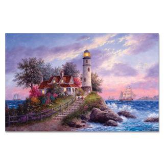 Puzzle - Leuchtturm Ein Spass für die ganze Familie – spannend und entspannend zugleich.