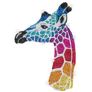 Paillettenbilder für Erwachsene - Safari Paillettenbilder mit eindrucksvollen Motiven