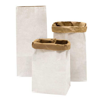 Paperbags – Weiss Paperbags – praktische und stylishe Homestyle-Accessoires.