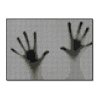 dot on art – Hands, 70 x 50 cm