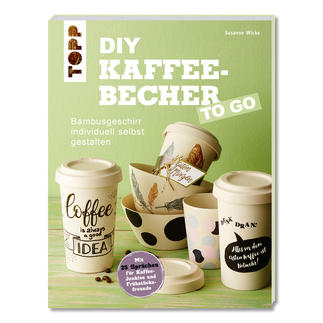 Buch – DIY Kaffeebecher to go