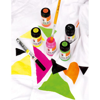 Set - Neon Textil Neon Textil-Print