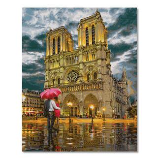 Malen nach Zahlen - Notre Dame