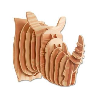 3D-Wanddekoration - Nashorn 3D-Wanddekorationen