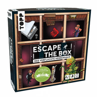 Escape the Box – Das verfluchte Herrenhaus