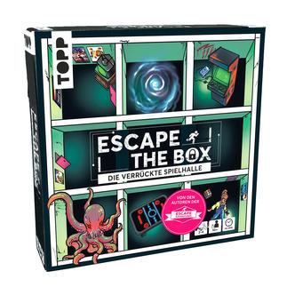Escape the Box – Die verrückte Spielhalle