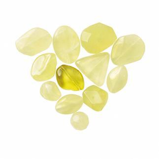 Set Acryl-Perlen Kreativ selbst gestalteter Schmuck. Viel ausgefallener und individueller als jedes teuer gekaufte Accessoire.