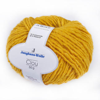 Clou von Junghans-Wolle