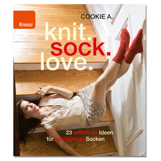 Buch - Knit sock love