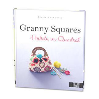 Buch - Granny Squares – Häkeln im Quadrat