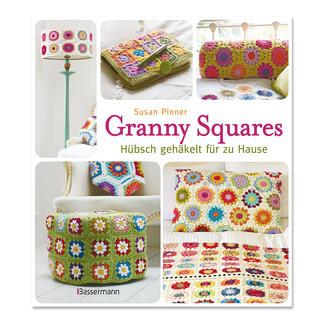 Buch - Granny Squares: Hübsch gehäkelt für zu Hause Granny Squares: Hübsch gehäkelt für zu Hause