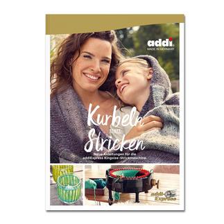 Buch addiExpress - Kurbeln statt Stricken