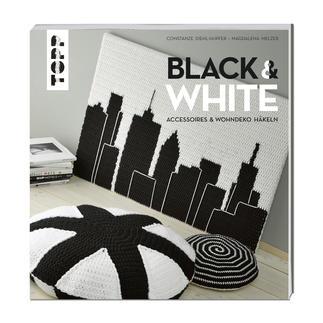 Buch -  Black & White – Accessoires & Wohndeko häkeln Black & White – Accessoires & Wohndeko häkeln