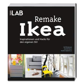 Buch - Remake Ikea