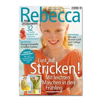 Heft - Rebecca Nr. 69 Lust auf Stricken!