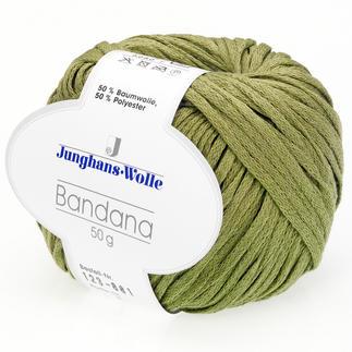 Bandana von Junghans-Wolle - % Angebot % Bandana von Junghans-Wolle