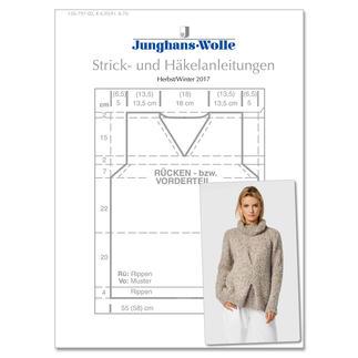 Anleitungsheft WoolDesign Herbst/Winter 2017 Junghans-Wolle Anleitungsheft