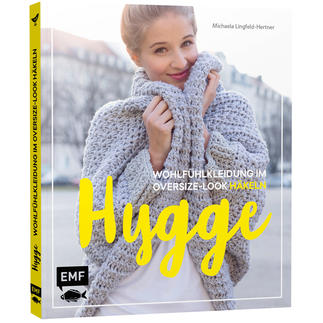 Buch - Hygge – Wohlfühlkleidung im Oversize-Look häkeln