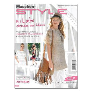 Heft - Maschenstyle FJ 18 (SD057) Das Strickmagazin von SCHOELLER + STAHL + AUSTERMANN