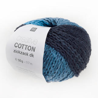 Creative Cotton zickzack dk von Rico Design