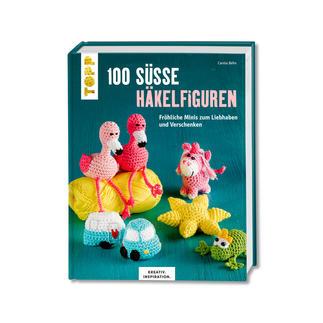 Buch - 100 süsse Häkelfiguren