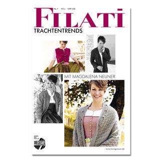 Heft - Filati Trachtentrends No. 7 Filati Trachtentrends No. 7 mit Magdalena Neuner.