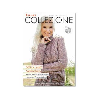 Heft - Filati Collezione 7/18 Herbst/Winter.