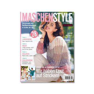 Heft - Maschenstyle SC 001