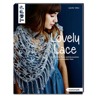 Buch - Lovely Lace