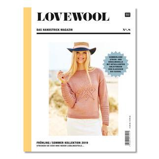 Heft - Lovewool No. 8