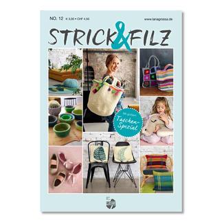 Heft - Strick und Filz No. 12/18