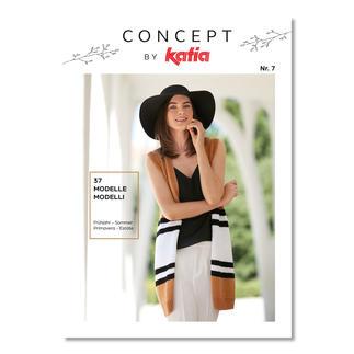 Heft - Katia Concept Nr. 7