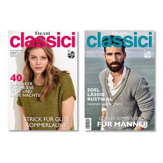 Heft - Filati Classici Ausgabe 16 Frühjahr/Sommer 19