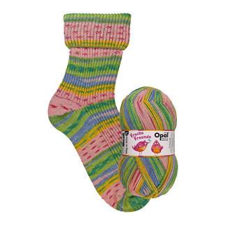 Opal Pullover- & Sockenwolle Freche Freunde
