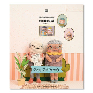 Heft – Ricorumi Crazy Cute Family