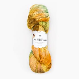 Luxury Hand-Dyed Happiness dk von Rico Design