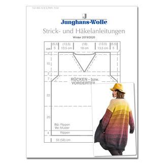 Anleitungsheft WoolDesign Winter 2019/20 Das Junghans-Wolle Anleitungsheft Winter 2019/20