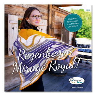 Heft - Regenbogen Mirage Royal