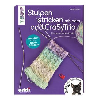 Buch - Stulpen stricken mit dem addiCraSyTrio
