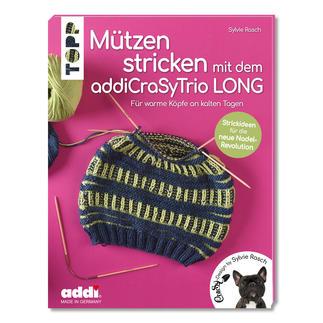Buch - Mützen stricken mit dem addiCraSyTrio LONG