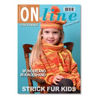 Heft - Stricktrends für Kids