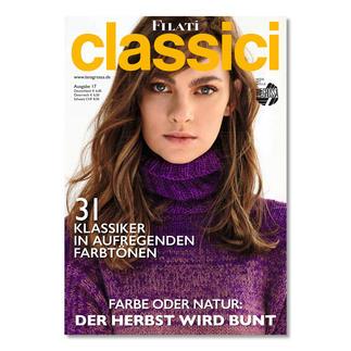 Heft - Filati Classici Ausgabe 17 Herbst/Winter 19/20